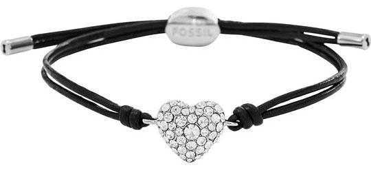 Браслеты Fossil JF01206040 муж кожа кожаные браслеты природа мода нерегулярный черный браслеты назначение особые случаи подарок