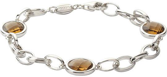 Браслеты Fossil JFS00026040 муж жен strand браслеты wrap браслеты браслеты коричневый назначение новогодние подарки спорт