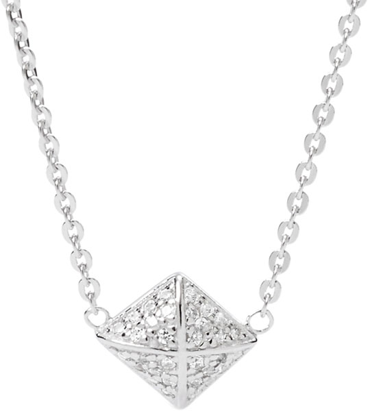 Кулоны, подвески, медальоны Fossil JFS00375040 женские кулоны giorgio martello серебряный кулон с культ жемчугом 806959