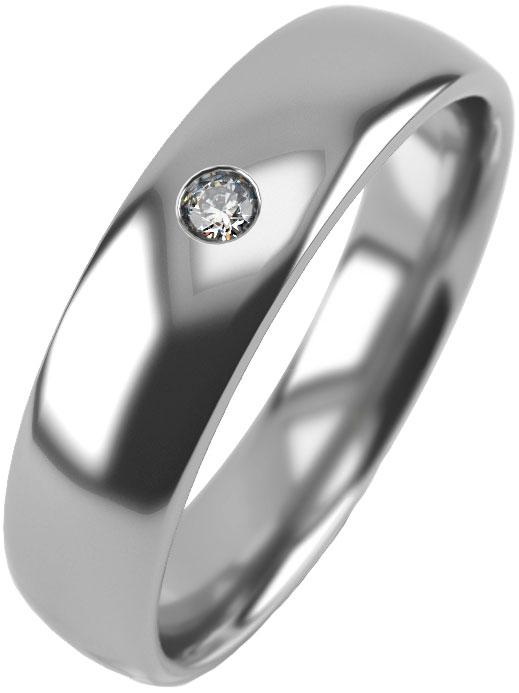 Кольца Graf Кольцов KBR-4.5-1f/s женские кольца jv женское серебряное кольцо с куб циркониями f 642r 001 wg 17 5