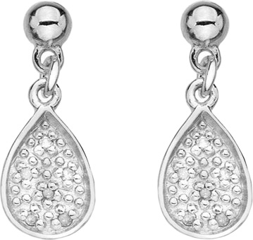 Серьги Hot Diamonds DE386