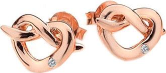 Серьги Hot Diamonds DE451 браслет soul diamonds женский золотой браслет с бриллиантами buhk 9087 14kw