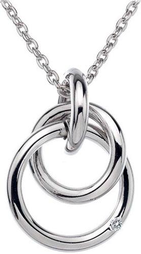Кулоны, подвески, медальоны Hot Diamonds DP372 женский кулон soul diamonds золотой кулон с бриллиантами buhk 8280 14ky