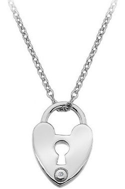 Кулоны, подвески, медальоны Hot Diamonds DP624 женский кулон soul diamonds золотой кулон с бриллиантами buhk 8280 14ky