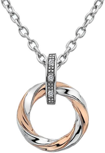 Кулоны, подвески, медальоны Hot Diamonds DP629 серьги hot diamonds de397