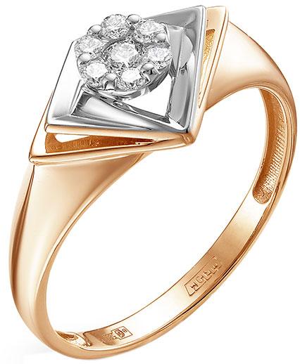 Золотые кольца Кольца Империал K0835-120 фото
