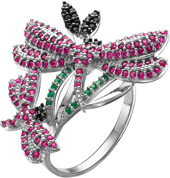 Кольца Инталия 12324-314-9 кольца инталия 11455 010 9