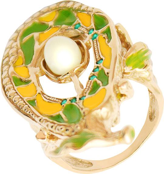 Кольца Янтарная Волна 820842-jav