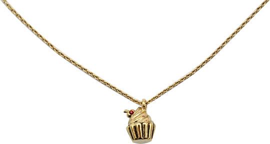 Кулоны, подвески, медальоны Juicy Couture YJRU8112/GOLD цепочка латунная