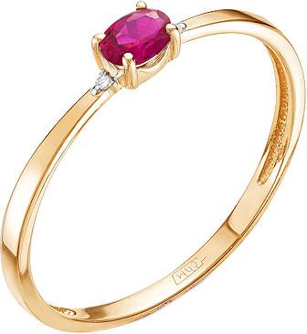 Кольца Ювелирные Традиции K112-4071RKOR