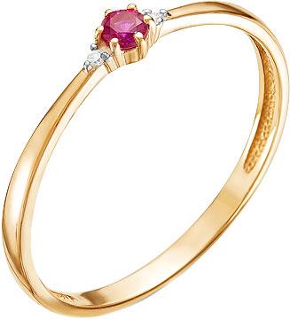 Кольца Ювелирные Традиции K112-4072RKOR