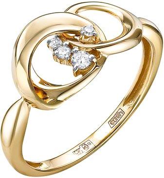 Кольца Ювелирные Традиции K112-6251
