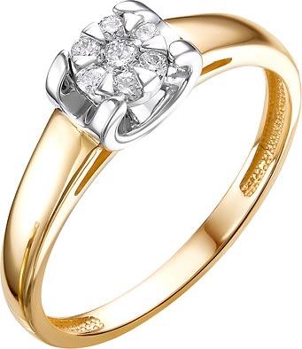 Кольца Ювелирные Традиции K113-5537