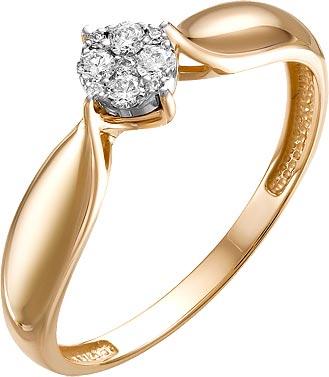 Кольца Ювелирные Традиции K113-5860