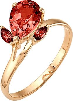 Кольца Ювелирные Традиции K120-1175GR