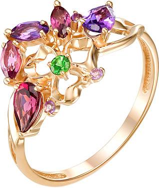 Кольца Ювелирные Традиции K120-3447M8 новые роскошные серебряные кольца цветка cz кристаллические кольца коктеила кольца ювелирные изделия способа для женщин r639