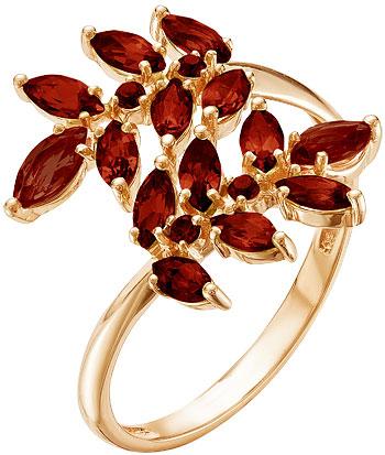 Кольца Ювелирные Традиции K120-3522GR