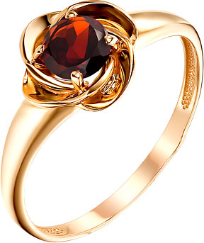 Кольца Ювелирные Традиции K120-4214GR