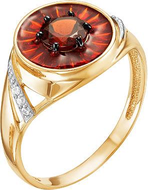 Кольца Ювелирные Традиции K1215-4116GR ювелирные кольца инталия кольцо