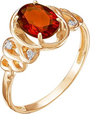 Кольца Ювелирные Традиции K122-3823GR