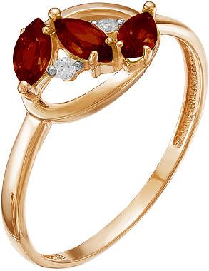Кольца Ювелирные Традиции K122-3830GR