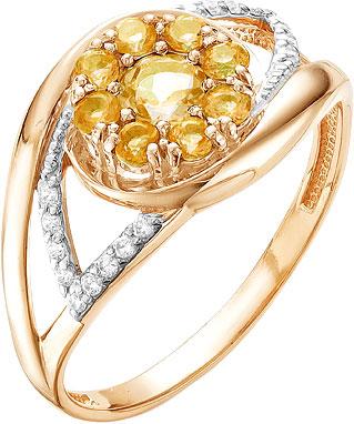 Кольца Ювелирные Традиции K122-3901C