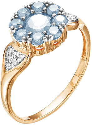 Кольца Ювелирные Традиции K122-3909T
