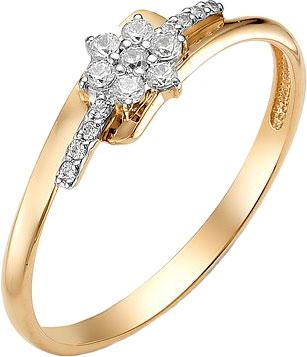 Кольца Ювелирные Традиции K132-2473 кольца ювелирные традиции k132 2876