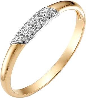 Кольца Ювелирные Традиции K132-2495 кольца ювелирные традиции k132 2876