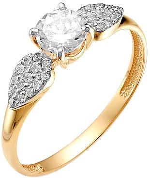 Кольца Ювелирные Традиции K132-2504