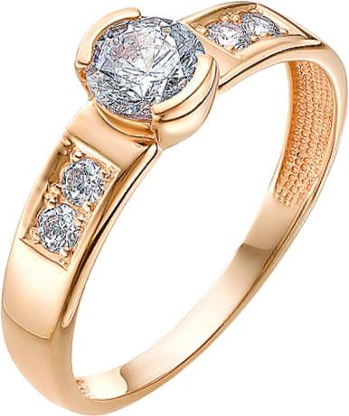 Кольца Ювелирные Традиции K132-2974SV кольца ювелирные традиции k132 2876
