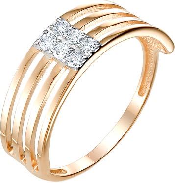 Кольца Ювелирные Традиции K132-3479 кольца ювелирные традиции k132 2876