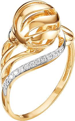Кольца Ювелирные Традиции K132-4144