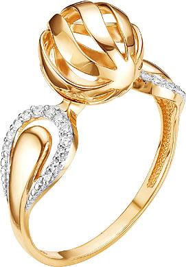 Кольца Ювелирные Традиции K132-4145