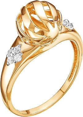 Кольца Ювелирные Традиции K132-4146 кольца ювелирные традиции k132 2876