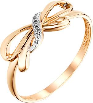 Кольца Ювелирные Традиции K132-4200 кольца ювелирные традиции k132 2876