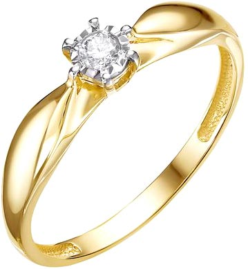 Кольца Ювелирные Традиции K313-5522