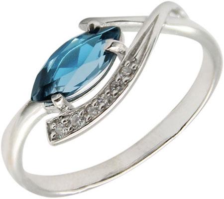 ювелирные кольца karmonia серебряное кольцо с марказитами Кольца Ювелирные Традиции K620-1105TL
