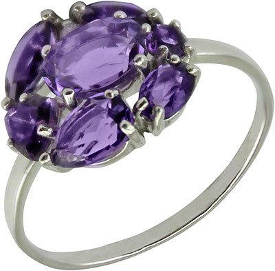 Кольца Ювелирные Традиции K620-1365AM george kevisin ru ювелирные украшения серебро