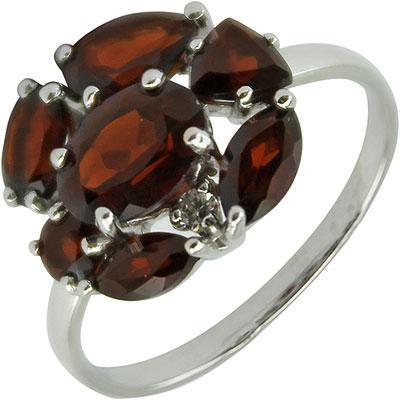 Кольца Ювелирные Традиции K620-1365GR george kevisin ru ювелирные украшения серебро
