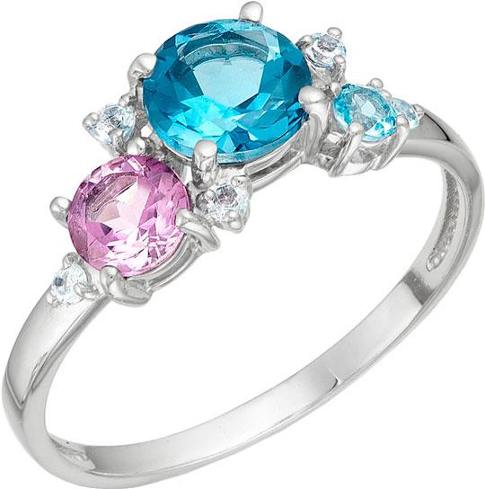 Кольца Ювелирные Традиции K620-1373M4 ювелирные кольца karmonia серебряное кольцо с опалами и сапфирами