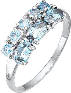 ювелирные кольца karmonia серебряное кольцо с марказитами Кольца Ювелирные Традиции K620-1374T