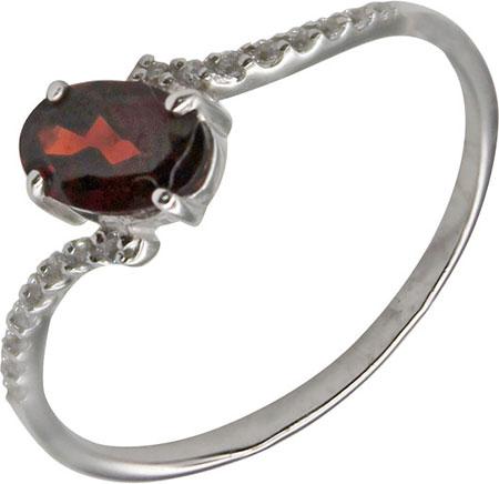 Кольца Ювелирные Традиции K620-1481Gr ar535 925 чистое серебро кольцо 925 серебро ювелирные изделия кокосовый орех вал инкрустированные красный камень bdbajuia dsyamkfa