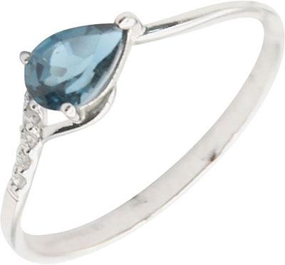 Кольца Ювелирные Традиции K620-1493TL кольца ювелирные традиции k620 1495t
