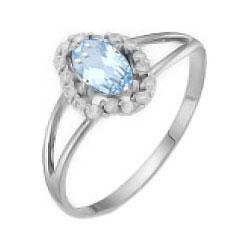 ювелирные кольца karmonia серебряное кольцо с марказитами Кольца Ювелирные Традиции K620-1584T