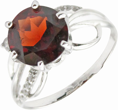 ювелирные кольца karmonia серебряное кольцо с марказитами Кольца Ювелирные Традиции K620-2428GR