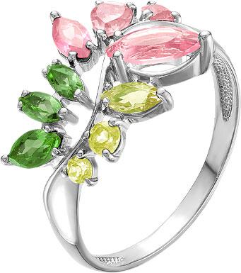 Кольца Ювелирные Традиции K620-3442M10 george kevisin ru ювелирные украшения серебро