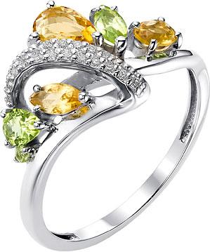 Кольца Ювелирные Традиции K620-4154M2
