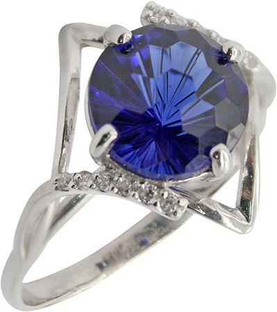 Кольца Ювелирные Традиции K630-2041SS