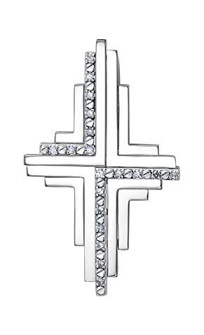 Крестики и иконки Ювелирные Традиции KR212-6183